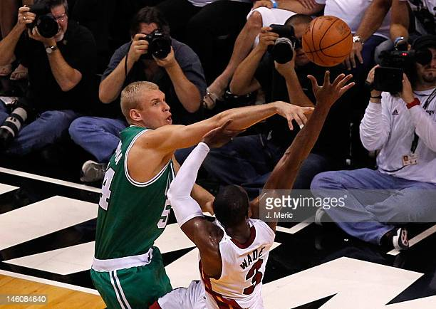Boston Celtics V Miami Heat Game Seven Stock Photos And Pictures