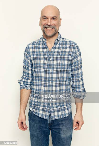 Greg Stuhr of the film 'Qualified' poses for a portrait at the 2019 SXSW Film Festival Portrait Studio on March 9 2019 in Austin Texas