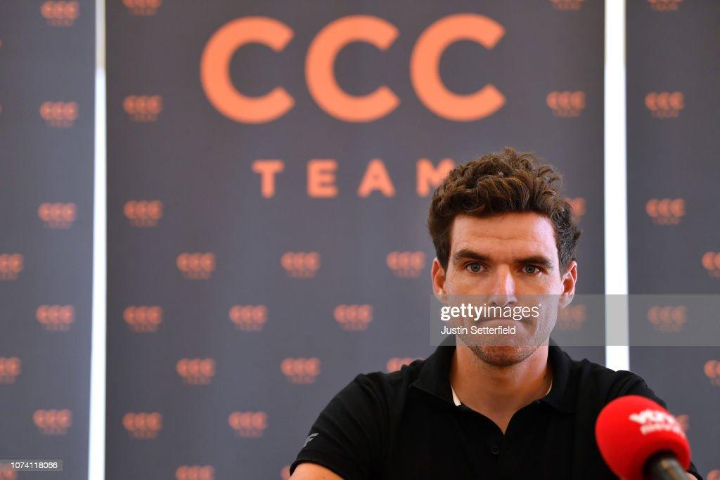 Team CCC-Sprandi-Polkowice 2019 - Team Presentation : ニュース写真