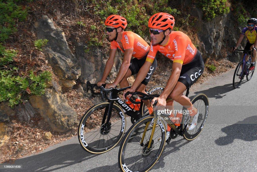 107th Tour de France 2020 - CCC Team - Training : News Photo