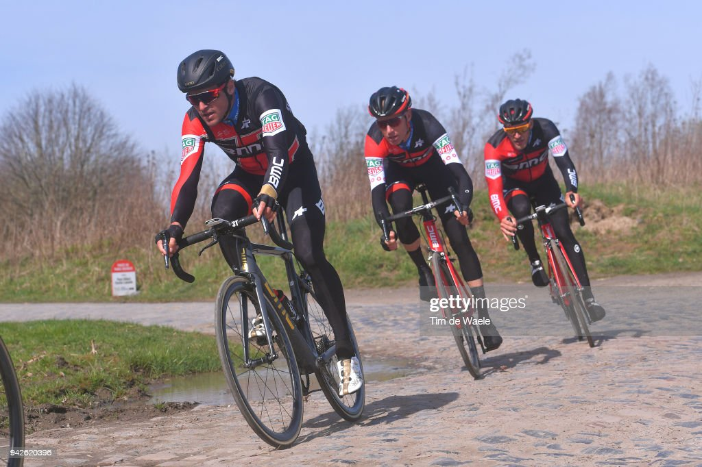 116th Paris to Roubaix 2018 - Training Day