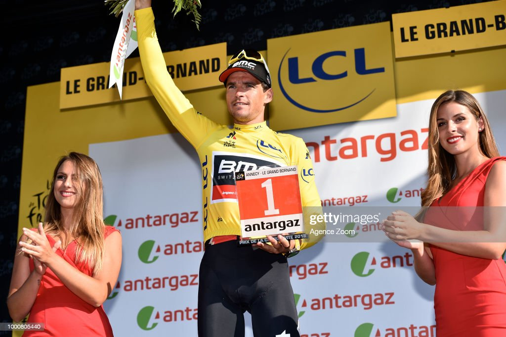 Le Tour de France 2018 - Stage Ten : News Photo