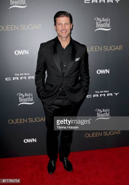 Greg Vaughan attends the taping of Queen Sugar AfterShow at OWN Oprah Winfrey Network on November 7 2017 in West Hollywood California