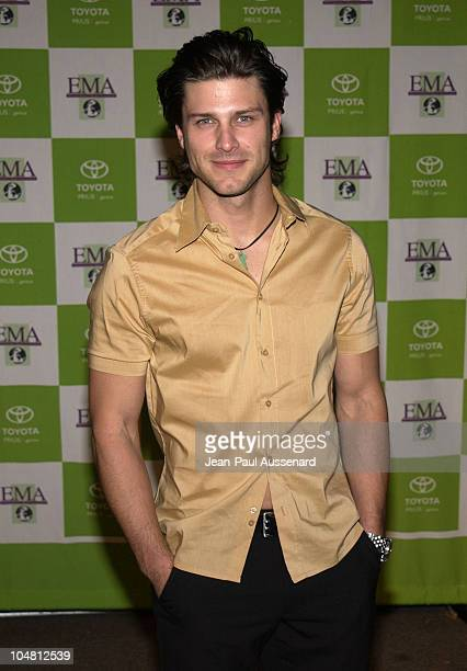 Greg Vaughan during 12th Annual Environmental Media Awards at Wilshire Ebell Theatre in Los Angeles California United States
