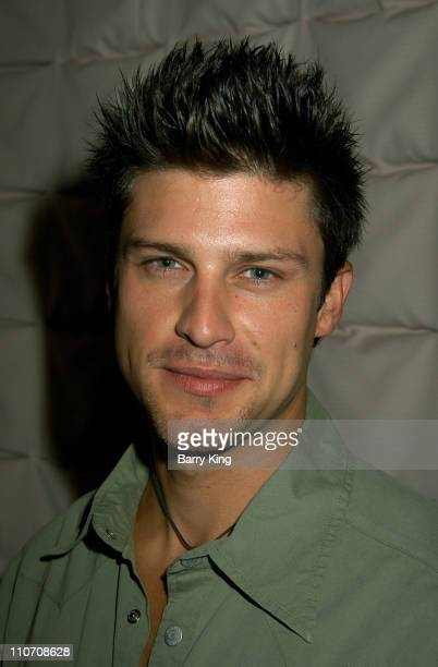 Greg Vaughan during ABC's General Hospital Fan Day Event at Sportsmen's Lodge in Studio City California United States