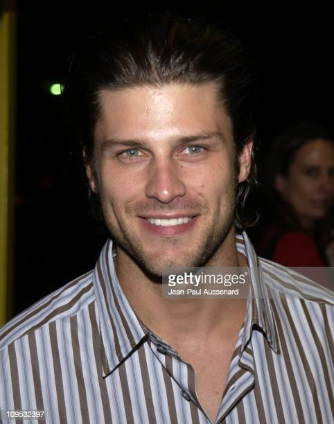 Greg Vaughan during Alyssa Milano and Venice Arts in Neighborhoods Present the Premiere of Picturing A New South Africa An Exploration of Culture and...