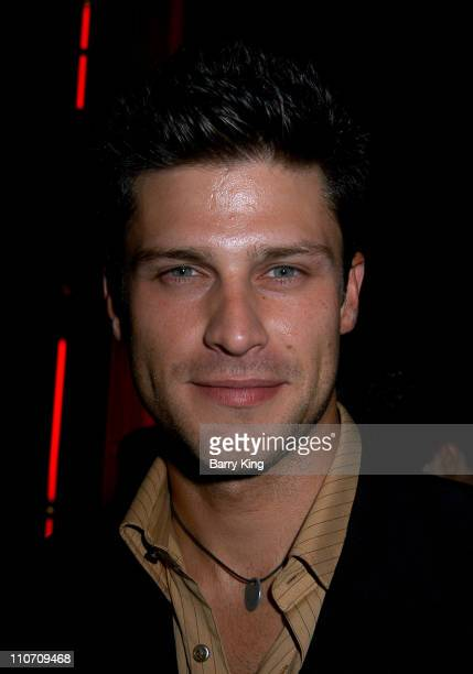 Greg Vaughan during An Evening With The Stars Benefit For The Desi Geestman Foundation at The Ivar in Hollywood California United States