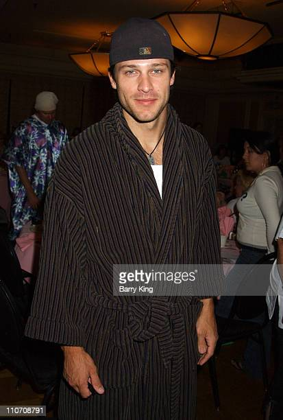 Greg Vaughan during General Hospital Fan Luncheon 2004 at Sportsmans Lodge in Sherman Oaks California United States