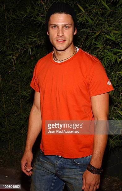 Greg Vaughan during SOAPnet Fall 2004 Launch Party at Falcon in Hollywood California United States