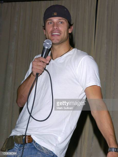 Greg Vaughan General Hospital during Tamara Braun Fan Club Event July 8 2004 at Sportsmen's Lodge in Studio City California United States