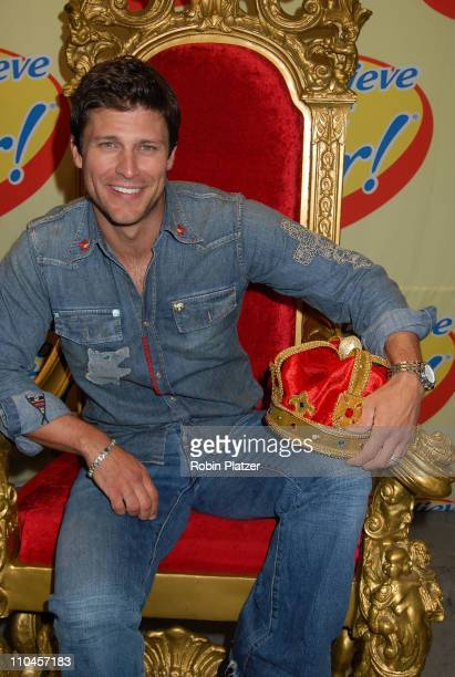 Greg Vaughan who will be the new I Can't Believe It's Not Butter Spokesman