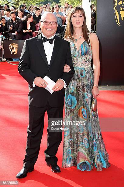 Greg Wallace attends the BAFTA Television Awards 2009 at The Royal Festival Hall, Southbank Centre on April 26, 2009 in London, England.
