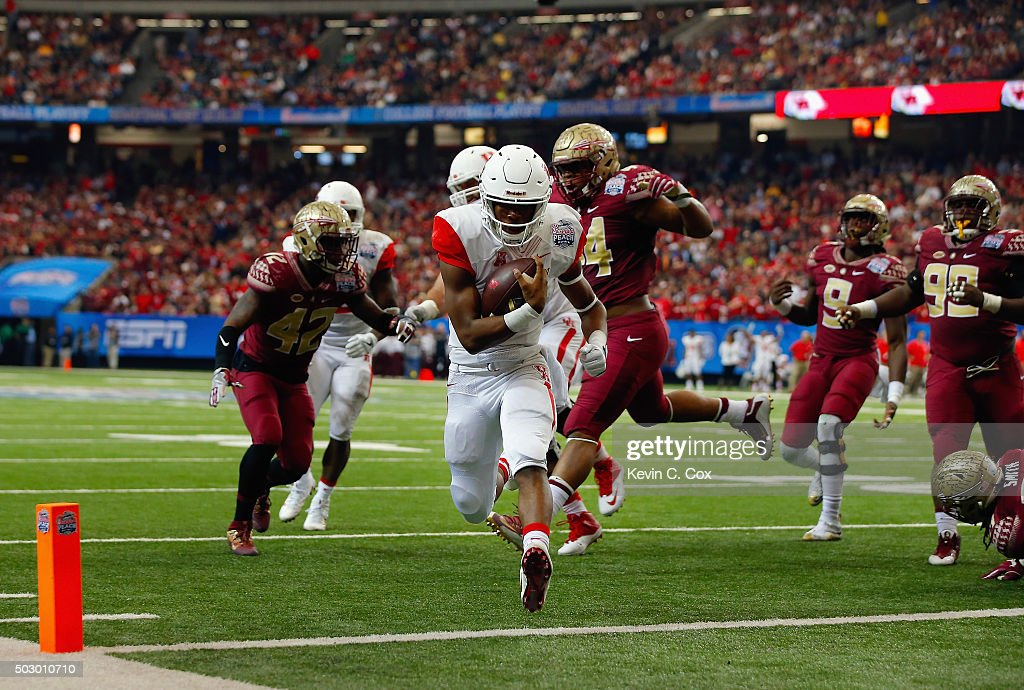 Chick-fil-A Peach Bowl - Florida State v Houston