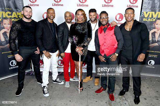 Greg 'White Chocolate' Jackson Mike 'Profit the Problem' Strong Andrew 'Penetration' Williams Vivica A Fox Jonathan 'Heat' Martinez Christian...