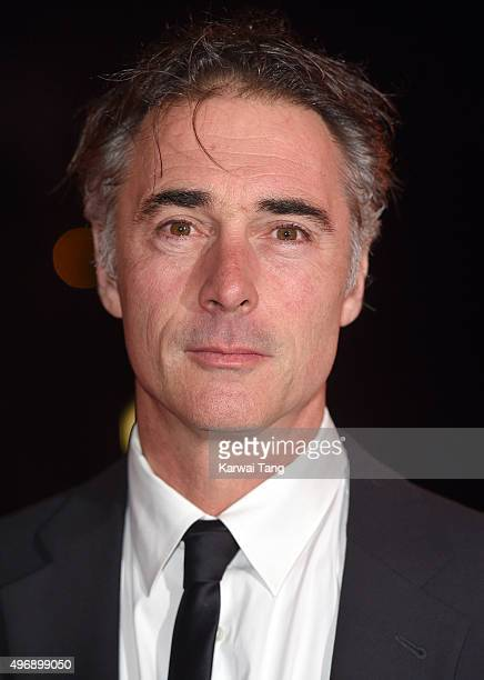 Greg Wise attends the Park Theatre Annual Gala Dinner at Stoke Newington Town Hall on November 12 2015 in London England