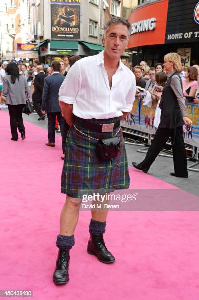 Greg Wise attends the UK Premiere of 'Walking On Sunshine' at the Vue West End on June 11 2014 in London England