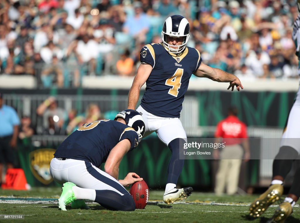 Los Angeles Rams vJacksonville Jaguars : News Photo