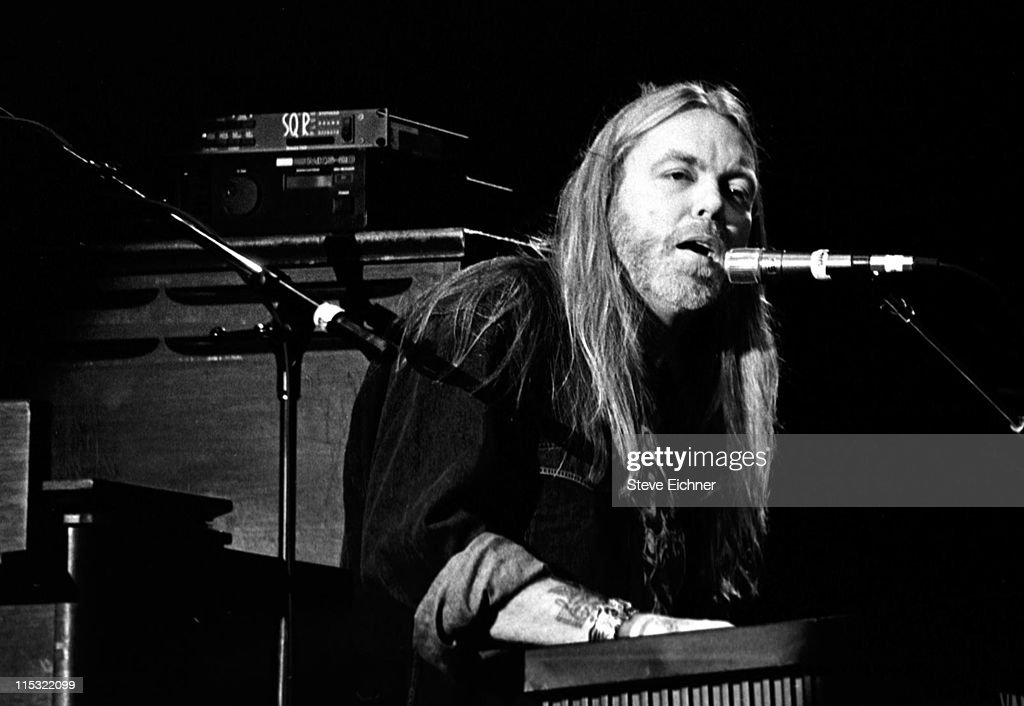 Allman Brothers Band in Concert at Jones Beach - 1991