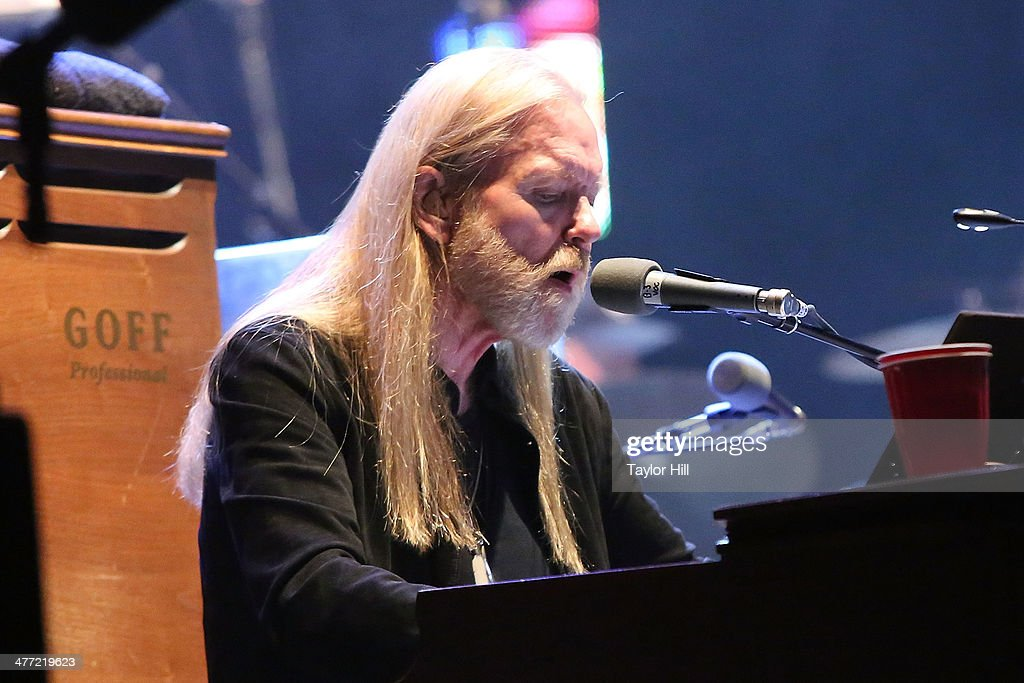 Gregg Allman of The Allman Brothers Band performs at Beacon Theatre on March 7, 2014 in New York City.