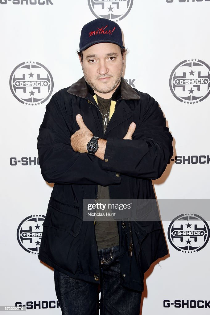 Gregg Bello attends the G-Shock 35th Anniversary Celebration at The Theater at Madison Square Garden on November 9, 2017 in New York City.