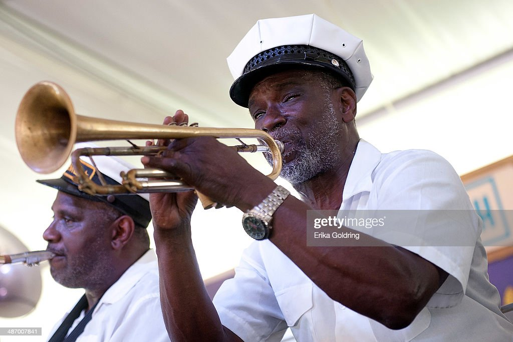 2014 New Orleans Jazz & Heritage Festival - Day 2
