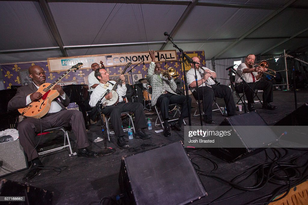 2016 New Orleans Jazz & Heritage Festival - Day 7