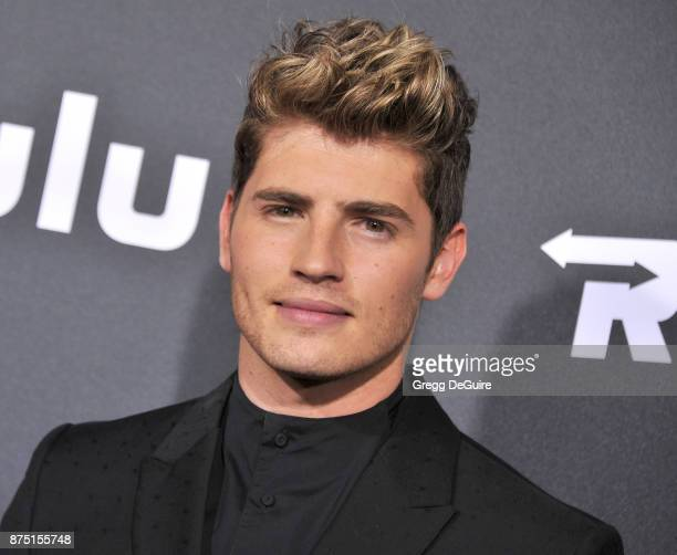Gregg Sulkin arrives at the premiere of Hulu's 'Marvel's Runaways' at Regency Bruin Theatre on November 16 2017 in Los Angeles California