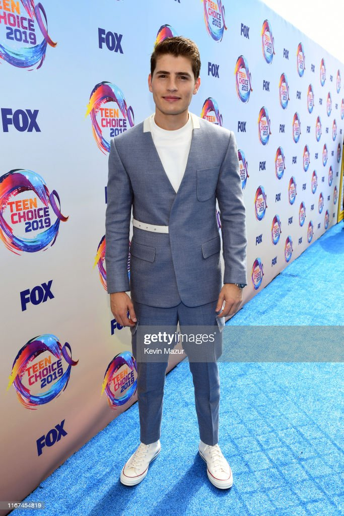 FOX's Teen Choice Awards 2019 - Roaming Carpet : News Photo
