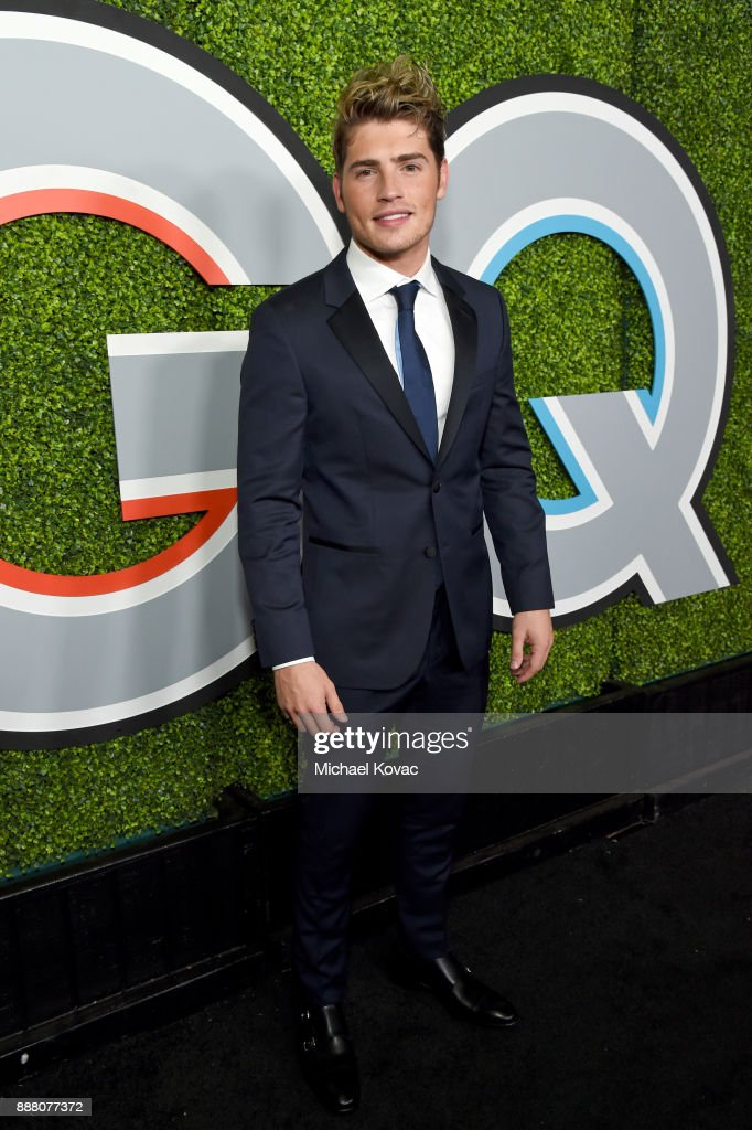 Gregg Sulkin attends the 2017 GQ Men of the Year party at Chateau Marmont on December 7, 2017 in Los Angeles, California.