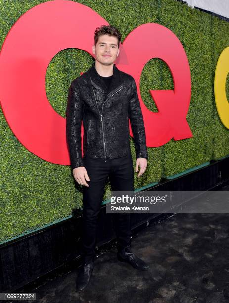 Gregg Sulkin attends the 2018 GQ Men of the Year Party at a private residence on December 6 2018 in Beverly Hills California