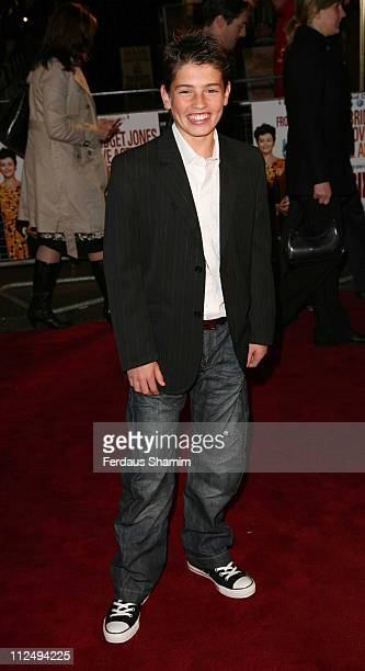 Gregg Sulkin during Sixty Six UK Film Premiere Arrivals at Empire Leicester Square in London Great Britain