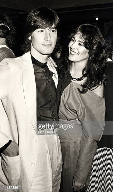 Gregg Tripp and Maria Conchita Alonso at the Premiere of 'Moscow on the Hudson' Academy Theater Beverly Hills