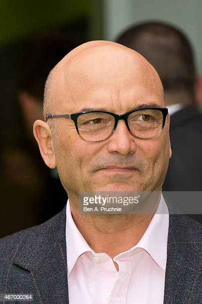 Gregg Wallace attends a photocall to launch the Ideal Home Show at Earls Court on March 20, 2015 in London, England.