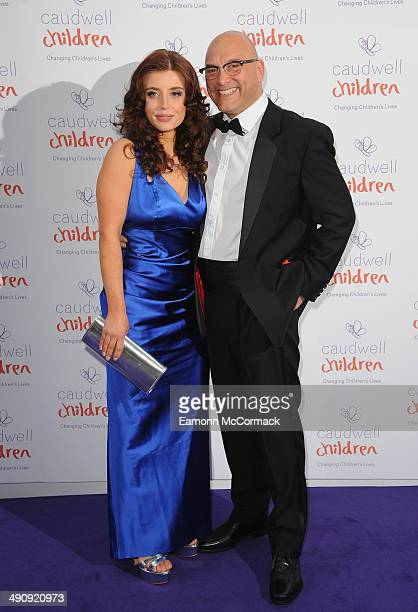 Gregg Wallace attends the Caudwell Children Butterfly Ball at The Grosvenor House Hotel on May 15, 2014 in London, England.