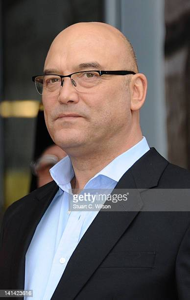 Gregg Wallace attends the Ideal Home Show 2012 at Earls Court on March 16, 2012 in London, England.