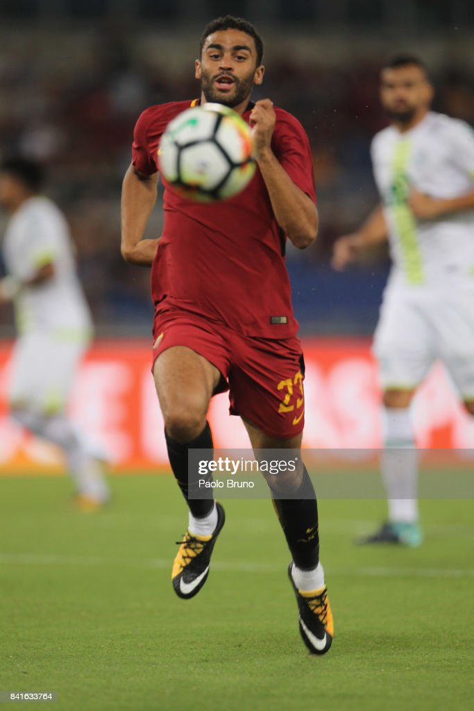AS Roma v Chapecoense - Friendly Match