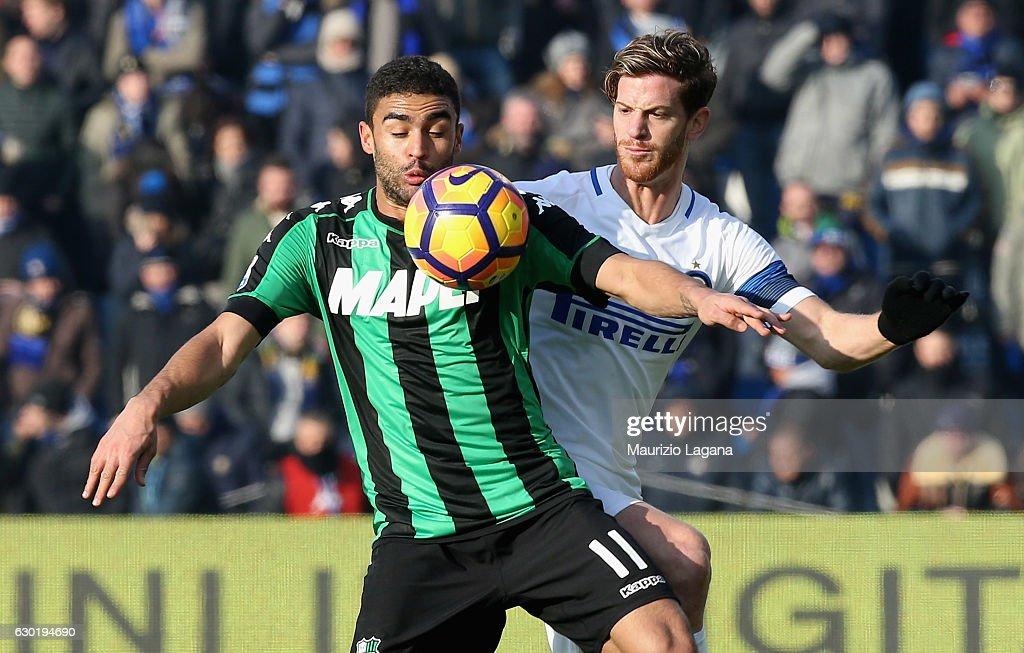 US Sassuolo v FC Internazionale - Serie A : News Photo