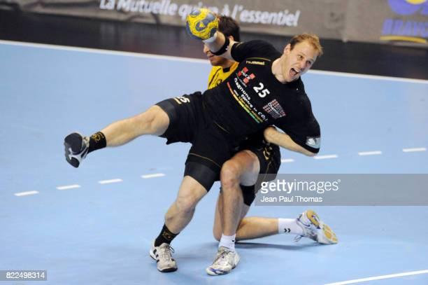 Gregoire DETREZ Chambery / Gorenje Velenje Ligue des Champions 2009/2010 Chambery