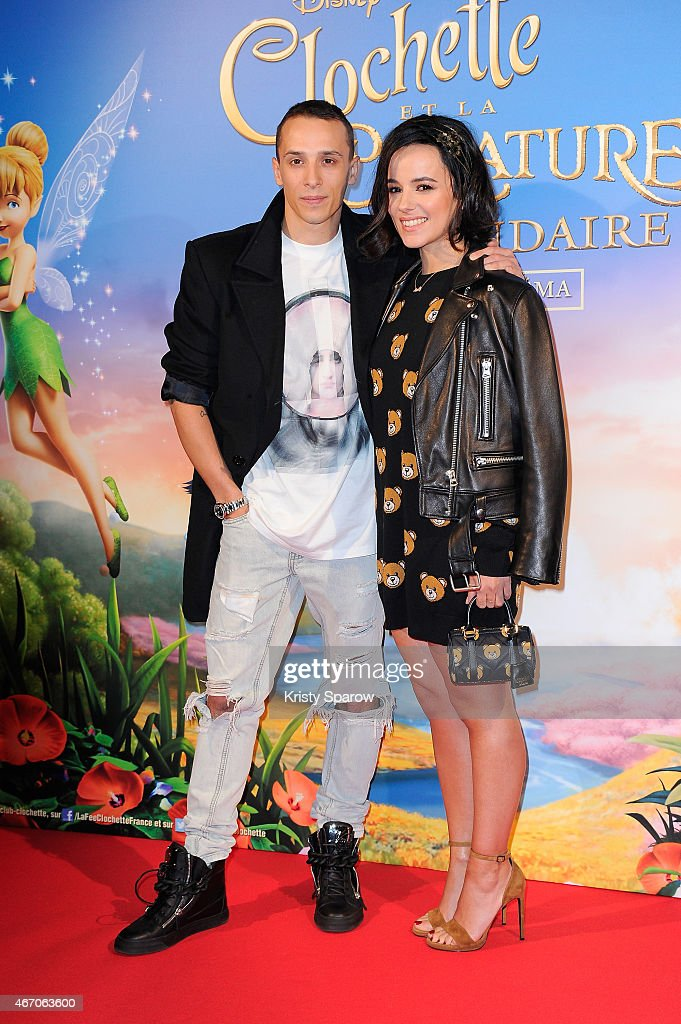 'Tinkerbell and The Legend of the Neverbeast' Paris Premiere At Gaumont Champs Elysees In Paris : News Photo