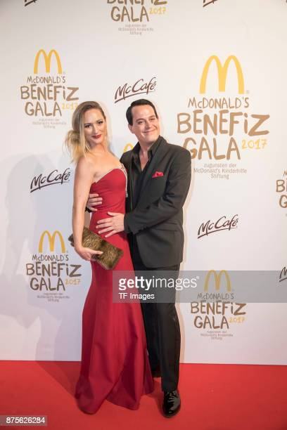 Gregor Glanz attends the McDonald's charity gala at Hotel Bayerischer Hof on November 10 2017 in Munich Germany