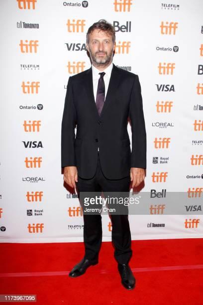 "Gregor Jordan attends the ""Dirt Music"" premiere during the 2019 Toronto International Film Festival at The Elgin on September 11, 2019 in Toronto,..."