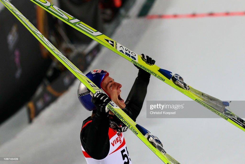 Ski Jumping HS134 - FIS Nordic World Ski Championships
