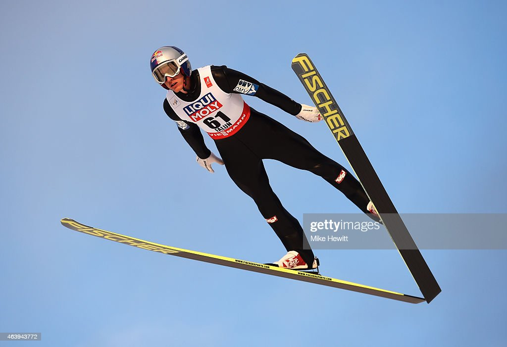 Ski Jumping: Men's HS100 - FIS Nordic World Ski Championships : ニュース写真