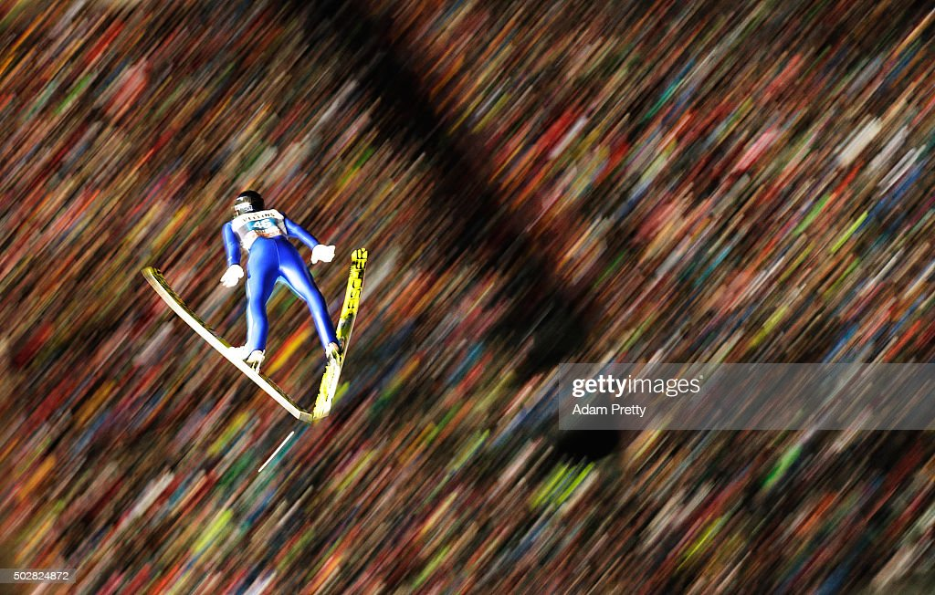 64th Four Hills Tournament - Oberstdorf Day 2