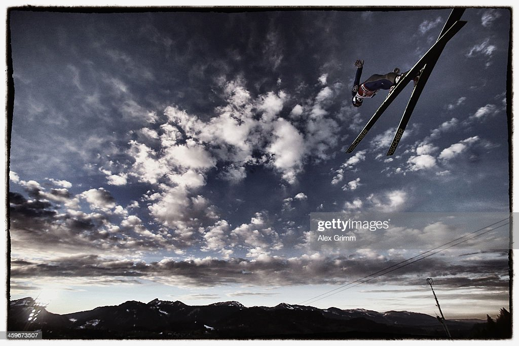 Four Hills Tournament - Oberstdorf Day 1