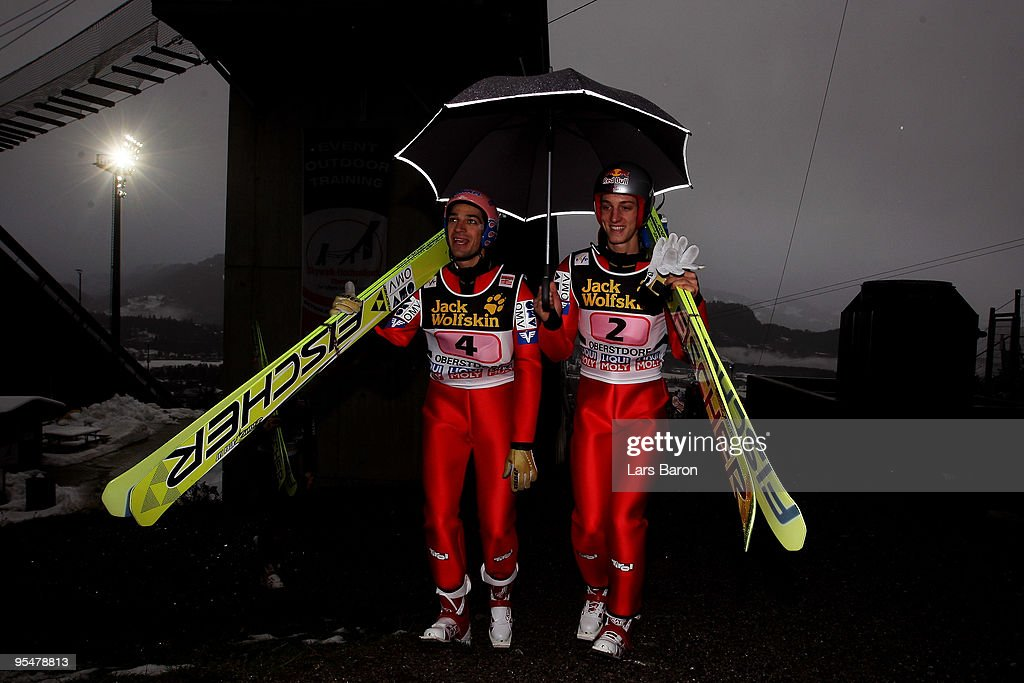 FIS Ski Jumping World Cup - Oberstdorf Day 2