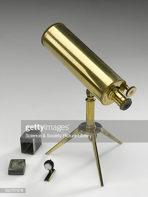 Gregorian Reflecting Telescope Of 2 1 Inch Aperture And 8 Focal Length By
