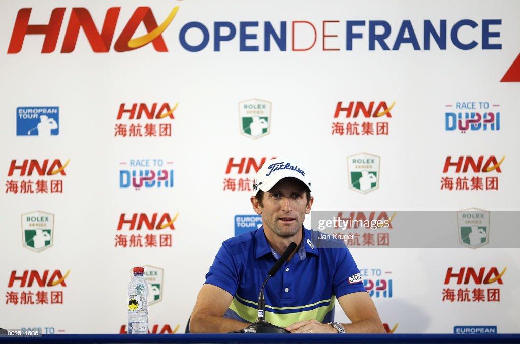 HNA Open de France -  Previews