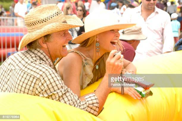 Gregory Brinkley and Christie Brinkley attend Albert Einstein College of Medicine 2010 Wild West Carnival presented by Marquis Jet at Ross Lower...