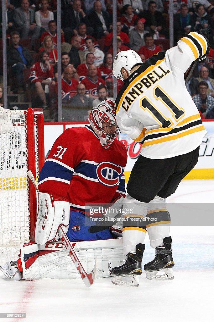 Boston Bruins v Montreal Canadiens - Game Six : News Photo